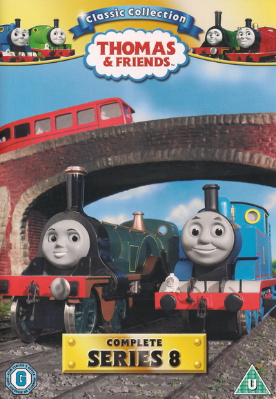 Thomas The Tank Engine Amp Friends Season 8 Episode List
