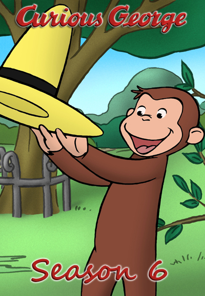 Curious George Paints His Room