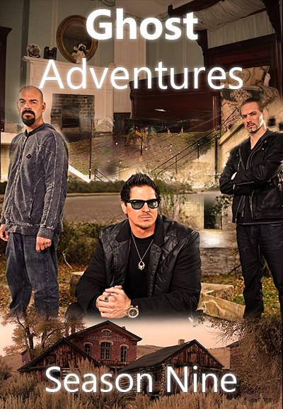 Ghost Adventures Season 9 Episode List