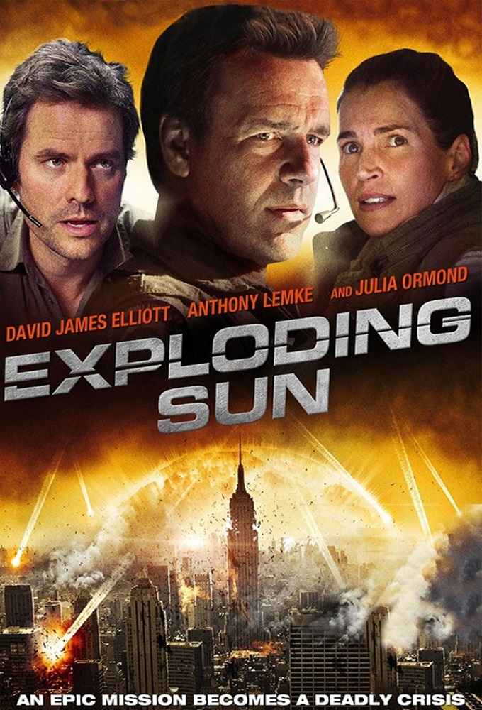 Exploding Sun on FREECABLE TV