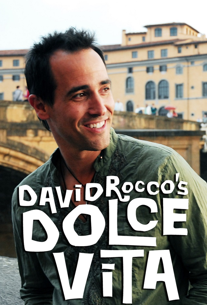 David Rocco's Dolce Vita on FREECABLE TV