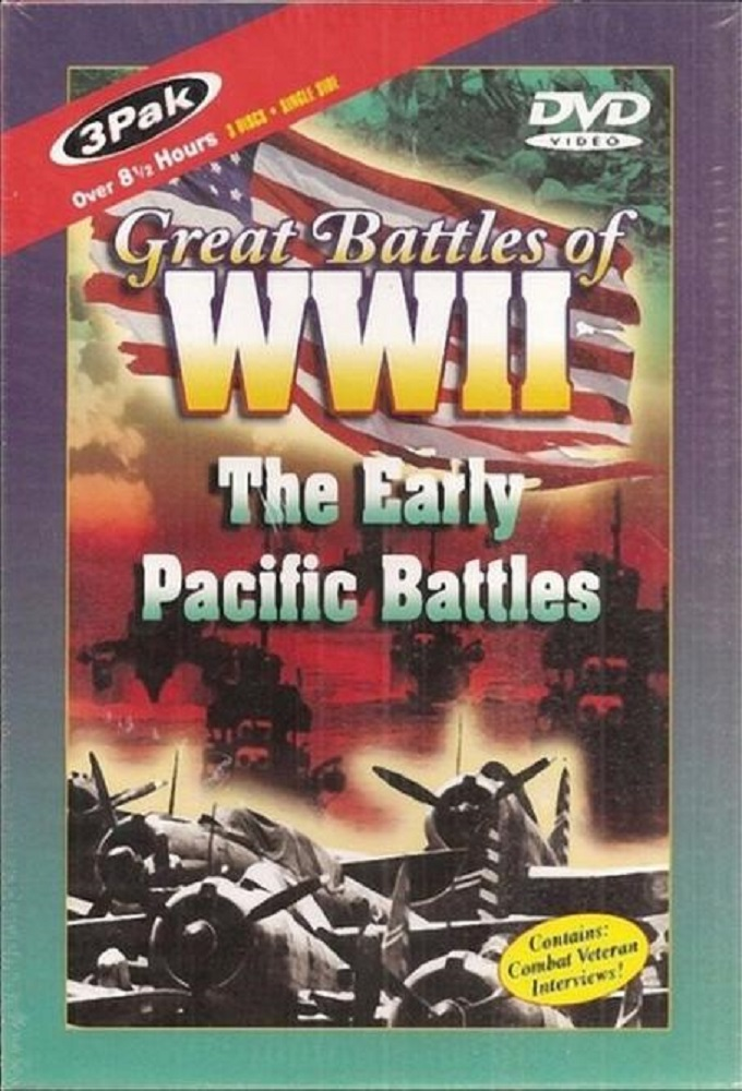 Great Battles of WWII: The Early Pacific Battles