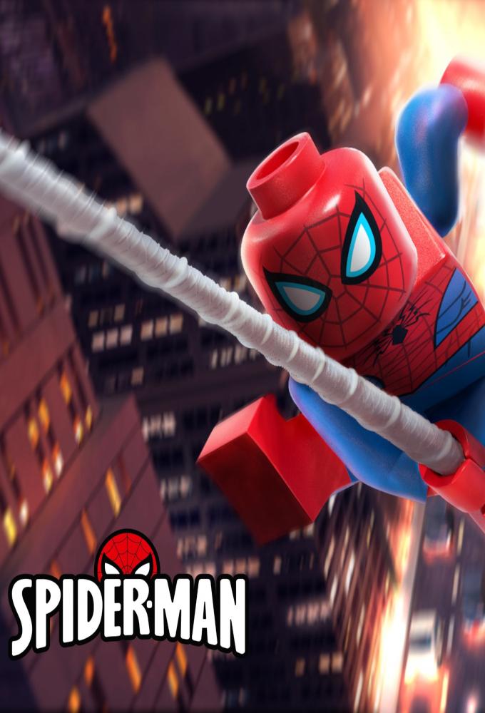 LEGO Spiderman: Vexed by Venom