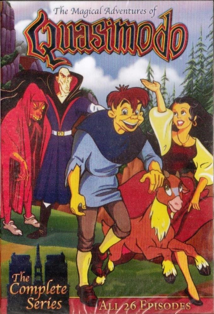 The Magical Adventures of Quasimodo on FREECABLE TV
