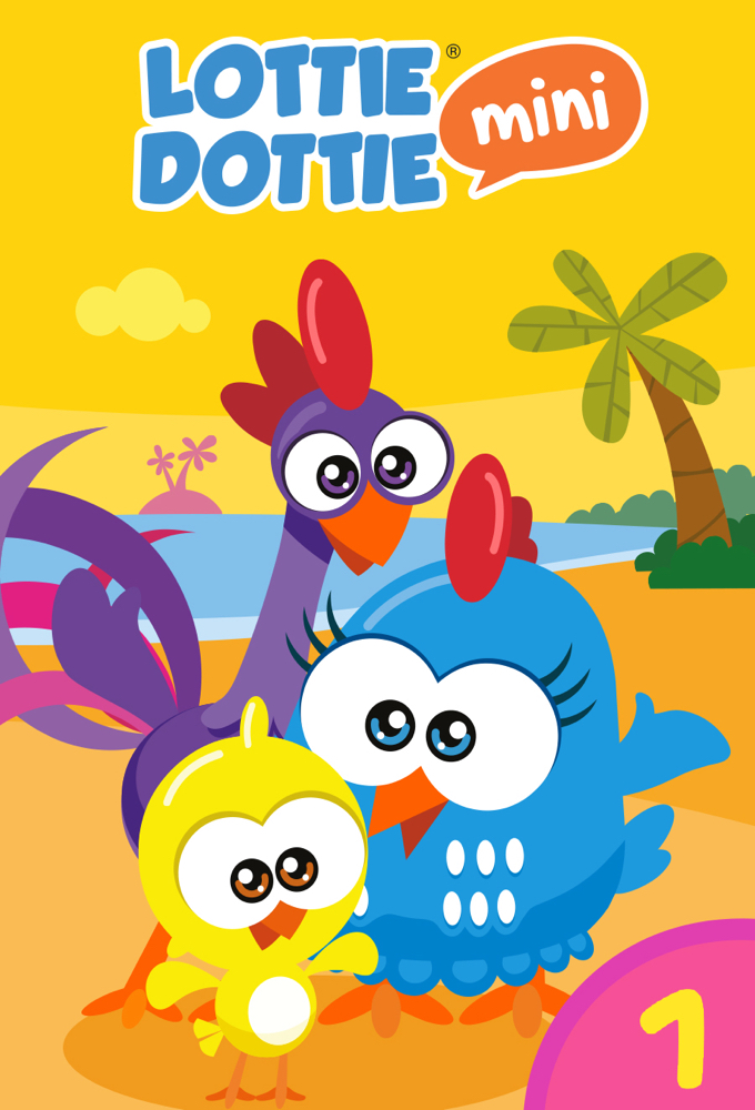 Lottie Dottie Chicken on FREECABLE TV