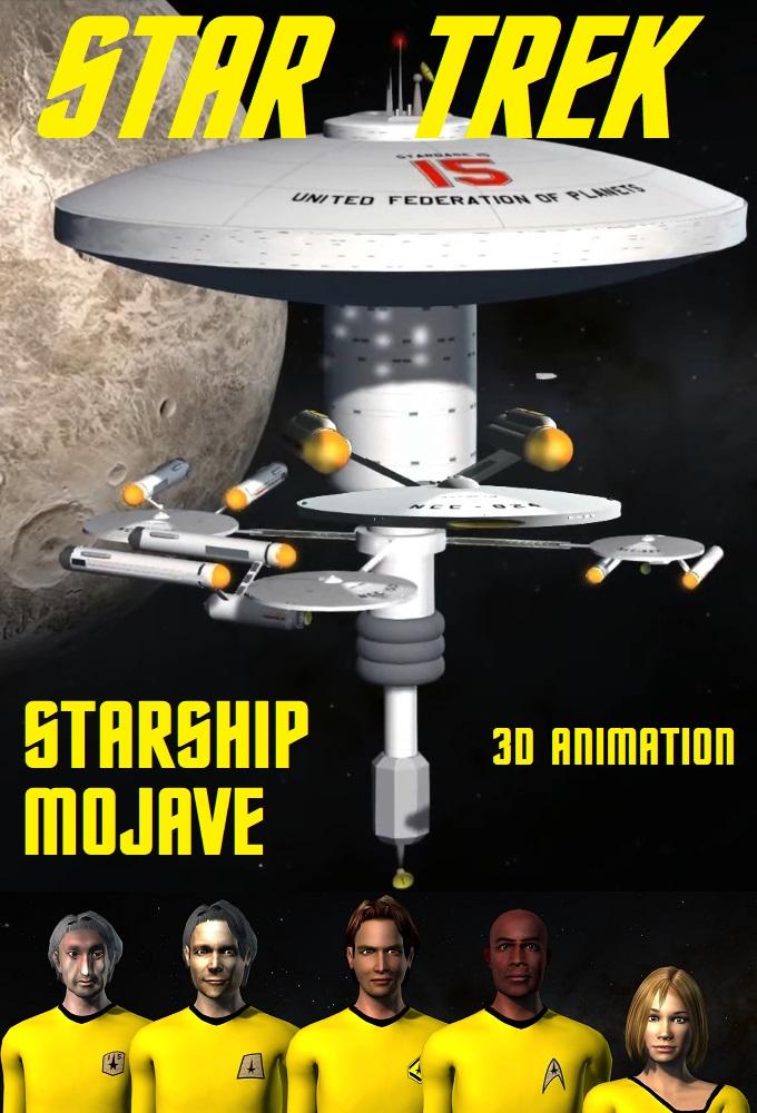 Star Trek: Starship Mojave