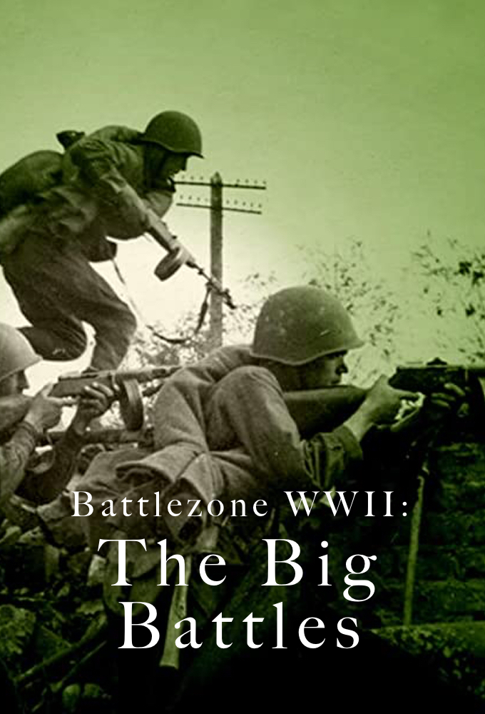 Battlezone WWII: The Big Battles on FREECABLE TV