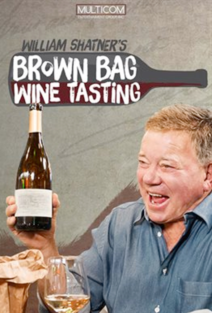 William Shatner's Brown Bag Wine Tasting on FREECABLE TV